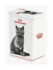 Royal Canin Μεταλικό Δοχείο Γάτας Δώρο